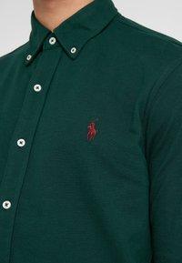 Polo Ralph Lauren - LONG SLEEVE - Koszula - college green - 5