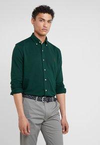 Polo Ralph Lauren - LONG SLEEVE - Koszula - college green - 0