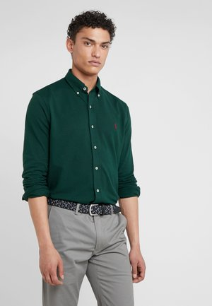 LONG SLEEVE - Camicia - college green