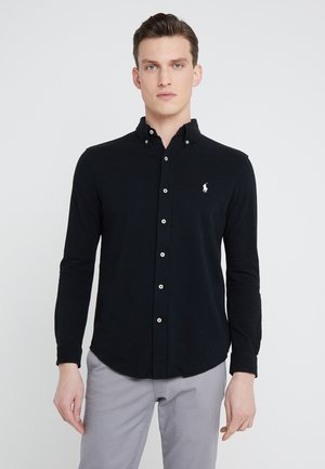 LONG SLEEVE - Camicia - black