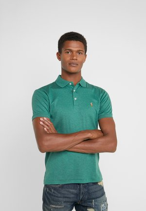 SLIM SHORT SLEEVE - Poloskjorter - verano green heat