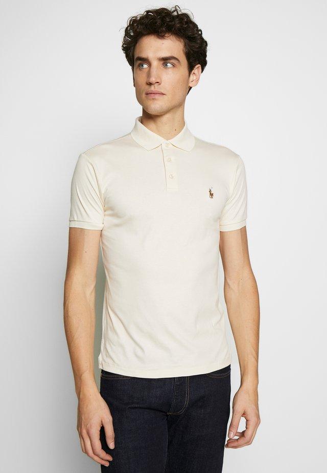 Poloshirt - andover cream