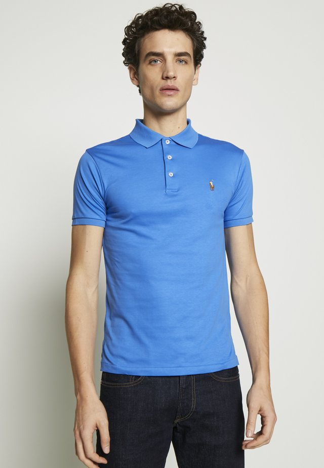 Polo shirt - colby blue