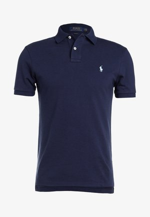 SLIM FIT - Polotričko - newport navy/blue