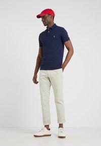 Polo Ralph Lauren - SLIM FIT - Poloskjorter - newport navy/blue - 1
