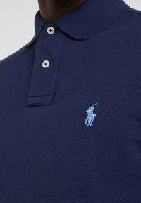 Polo Ralph Lauren - SLIM FIT - Koszulka polo - newport navy/blue - 4