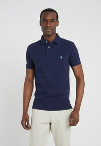 Polo Ralph Lauren - SLIM FIT - Koszulka polo - newport navy/blue - 0