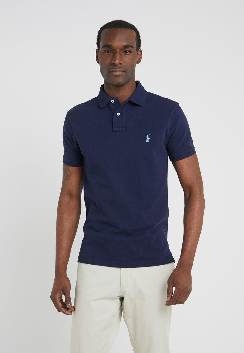 Polo Ralph Lauren - SLIM FIT - Poloskjorter - newport navy/blue