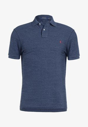 SLIM FIT - Polo shirt - classic royal heather