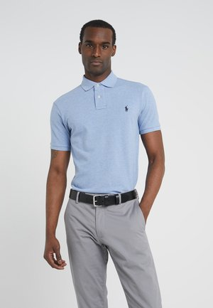 SLIM FIT - Polo - jamaica heather