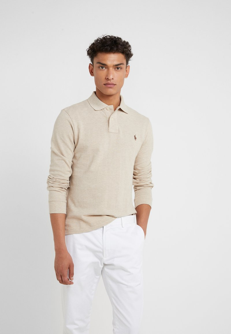 Polo Ralph Lauren - BASIC  - Pikeepaita - expedition dune