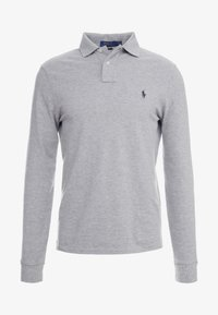 Polo Ralph Lauren - BASIC  - Poloskjorter - andover heather - 3