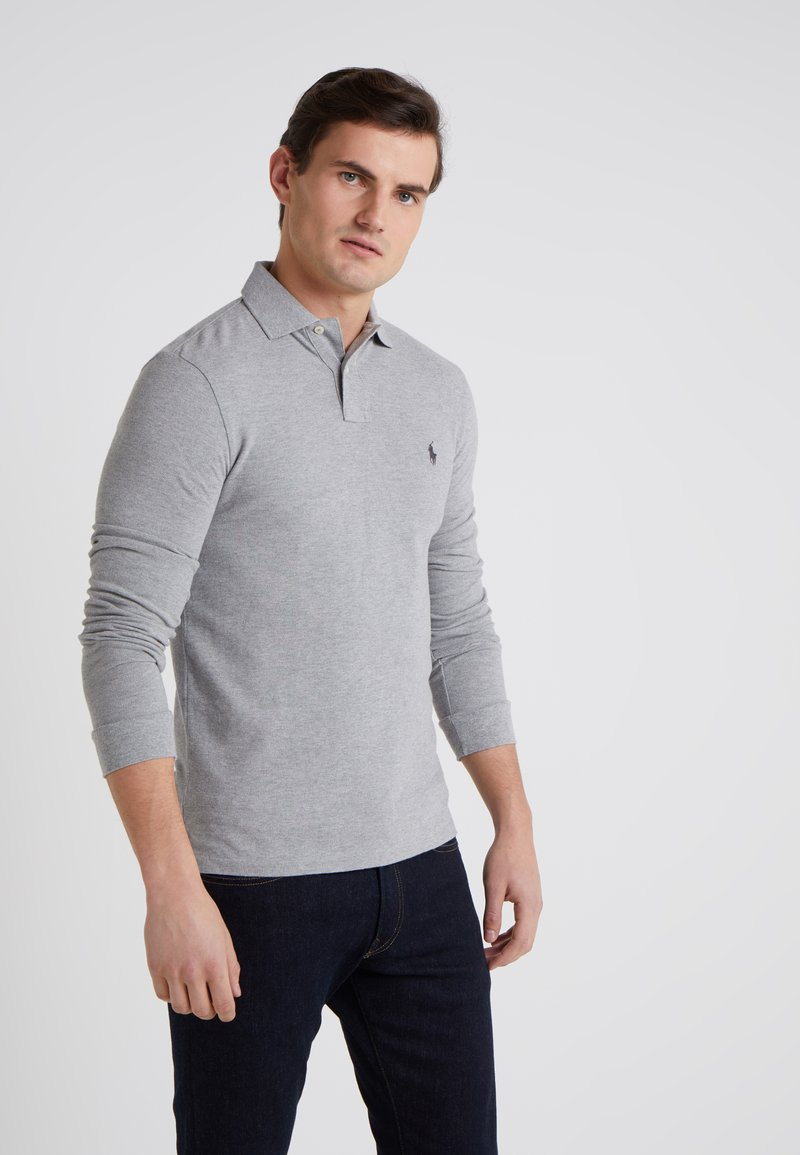 Polo Ralph Lauren - BASIC  - Poloskjorter - andover heather