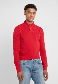 Polo Ralph Lauren - BASIC  - Polo - red - 0