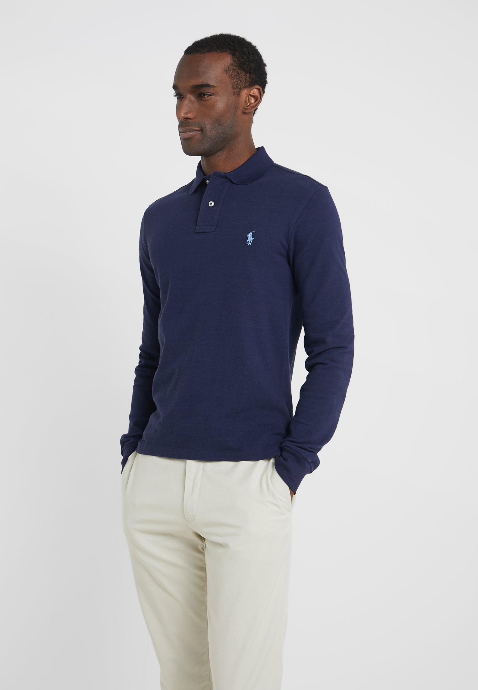 Polo Ralph Lauren BASIC - Koszulka polo - newport navy