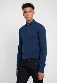 Polo Ralph Lauren - BASIC  - Polo - monroe blue heath - 0
