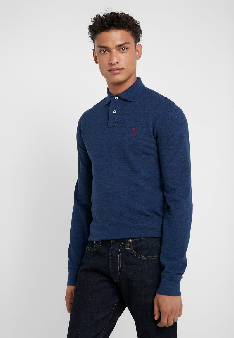 Polo Ralph Lauren - BASIC  - Polo - monroe blue heath
