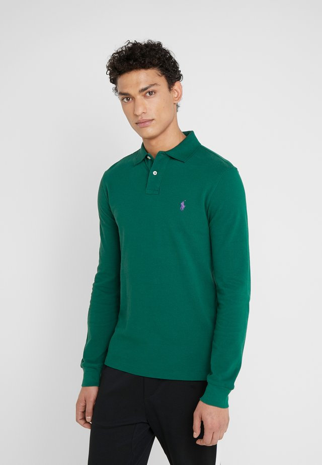 BASIC  - Polo shirt - new forest