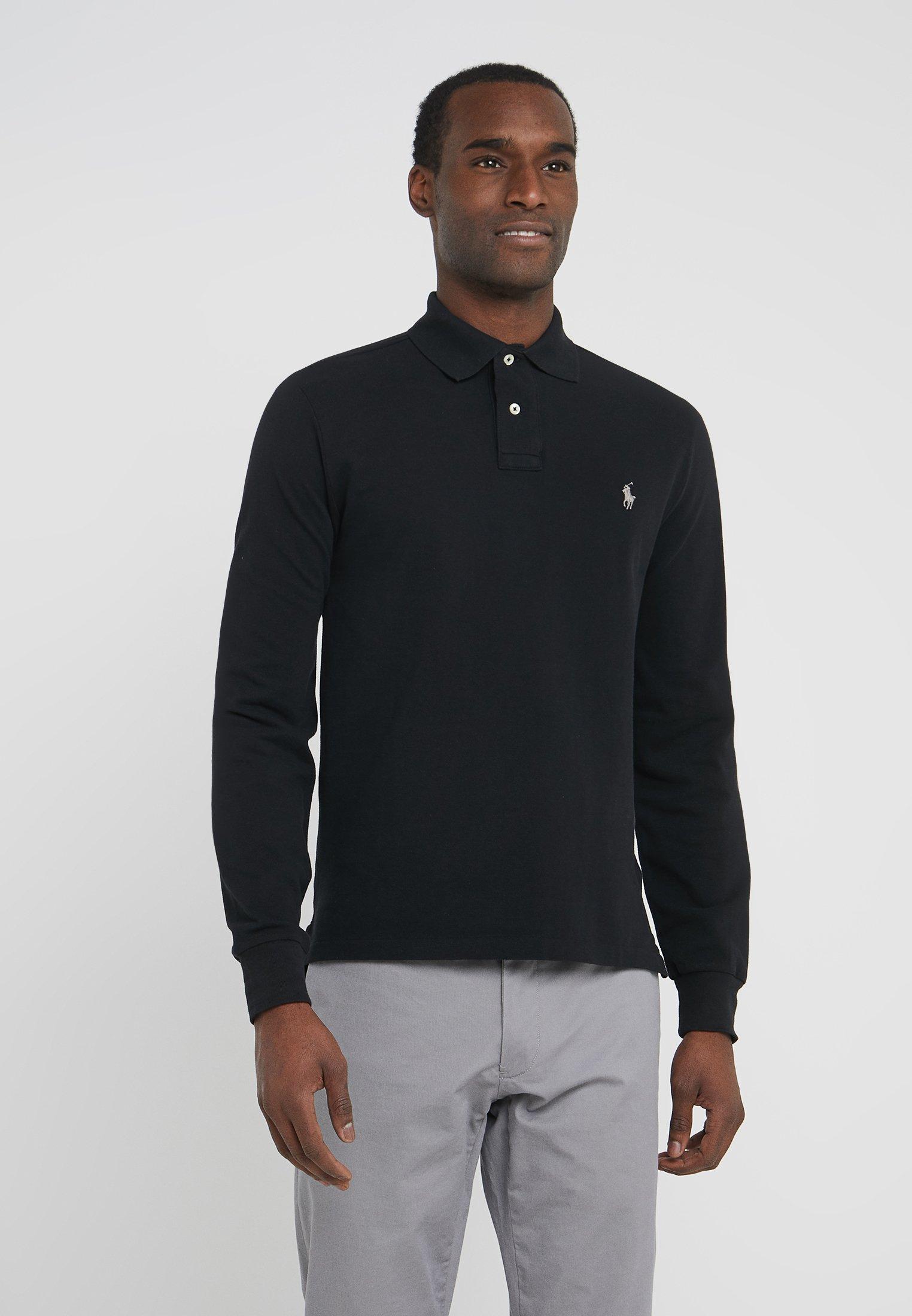 Polo Ralph Lauren BASIC - Koszulka polo - polo black