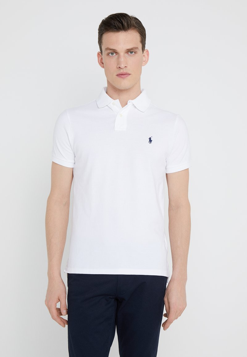 Polo Ralph Lauren - BASIC  - Polo - white