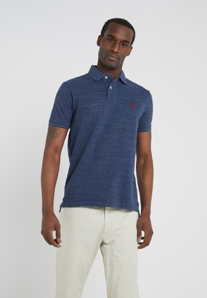 BASIC  - Polo - classic royal heather