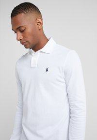 Polo Ralph Lauren - BASIC - Polo shirt - white - 4