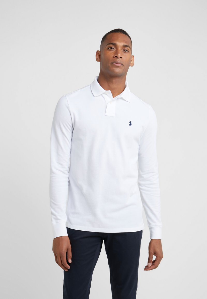 Polo Ralph Lauren - BASIC - Polo shirt - white