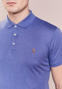 Polo Ralph Lauren - Poloskjorter - faded royal heather - 4