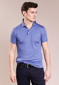 Polo Ralph Lauren - Poloskjorter - faded royal heather - 0