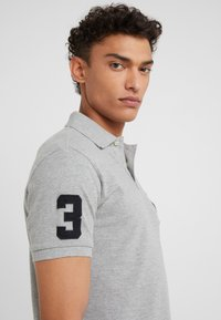 Polo Ralph Lauren - BASIC SLIM FIT - Polo - andover heather - 3