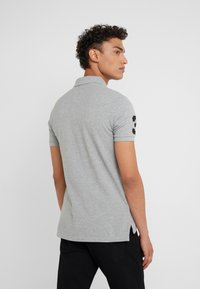 Polo Ralph Lauren - BASIC SLIM FIT - Polo - andover heather - 2