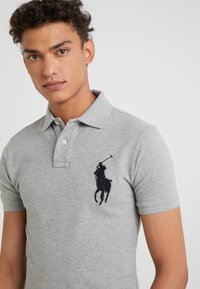 Polo Ralph Lauren - BASIC SLIM FIT - Polo - andover heather - 5