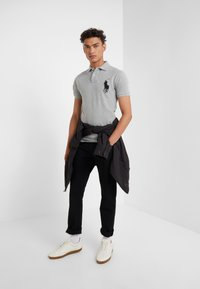 Polo Ralph Lauren - BASIC SLIM FIT - Polo - andover heather - 1