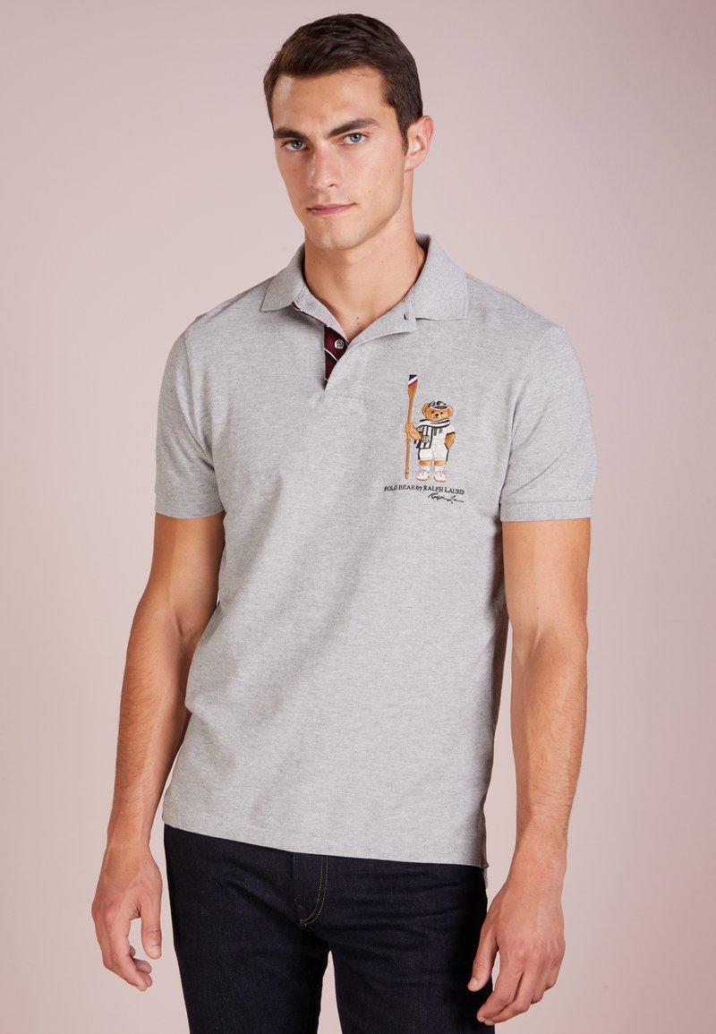 Polo Ralph Lauren - BASIC - Poloshirts - light grey heathe
