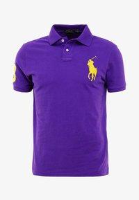 Polo Ralph Lauren - BASIC CUSTOM SLIM FIT - Polo - chalet purple - 3
