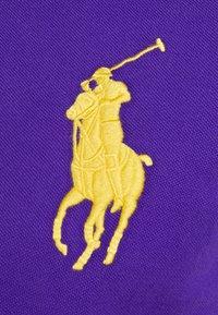 Polo Ralph Lauren - BASIC CUSTOM SLIM FIT - Polo - chalet purple - 4