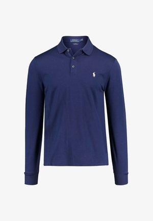 STRETCH  - Polo shirt - dark blue