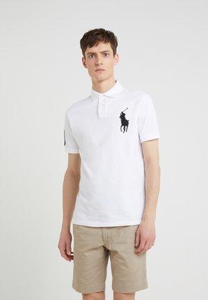 BASIC - Polo - white