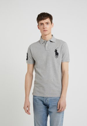 BASIC - Polo - grey