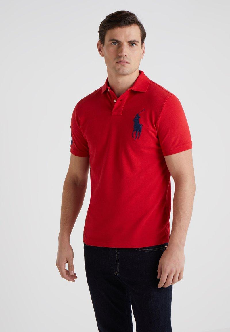 Polo Ralph Lauren - BASIC - Koszulka polo - red