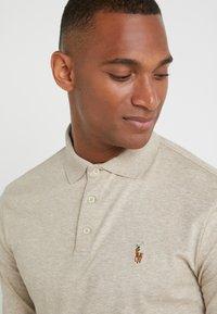 Polo Ralph Lauren - PIMA KNT - Polo shirt - tuscan beige heat - 4