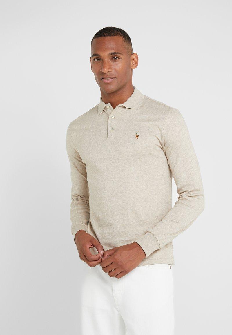 Polo Ralph Lauren - PIMA KNT - Polo shirt - tuscan beige heat