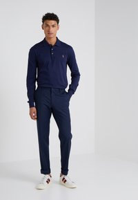 Polo Ralph Lauren - PIMA KNT - Poloshirt - french navy - 1