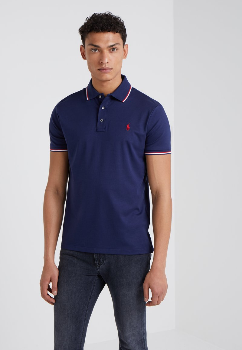 Polo Ralph Lauren - SLIM FIT - Poloshirt - french navy