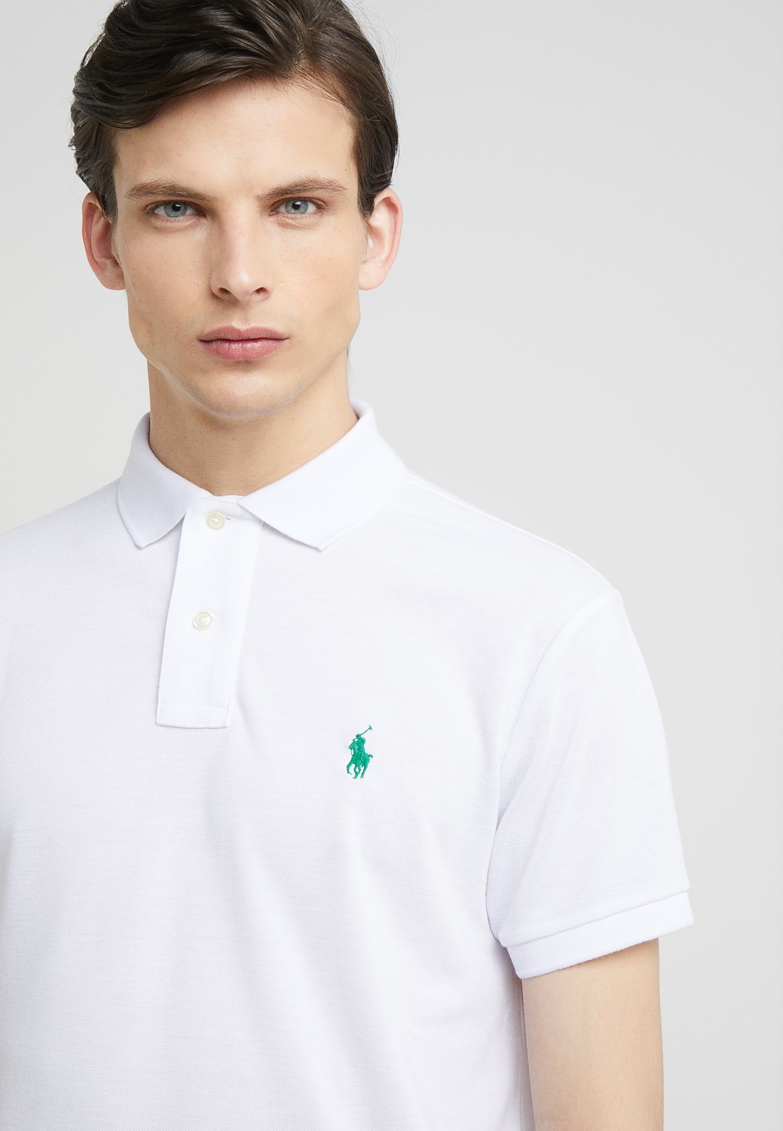 Polo Ralph Lauren Slim Fit - White lUOqesX