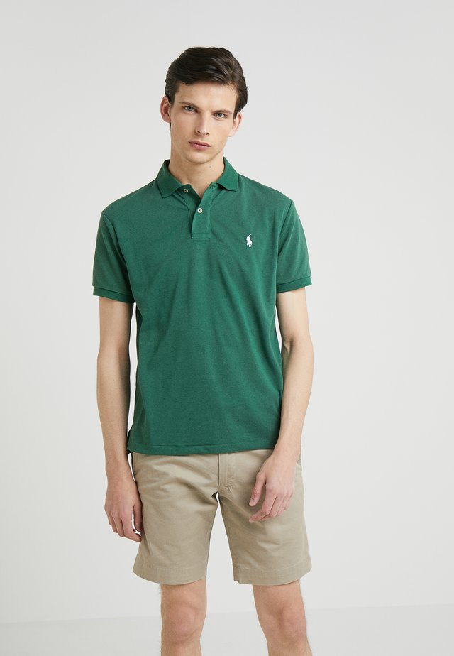 SLIM FIT - Polo - stuart green