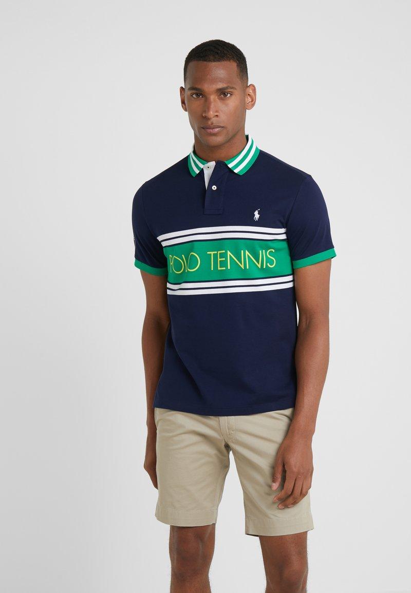 Polo Ralph Lauren - STRETCH - Poloshirt - french navy