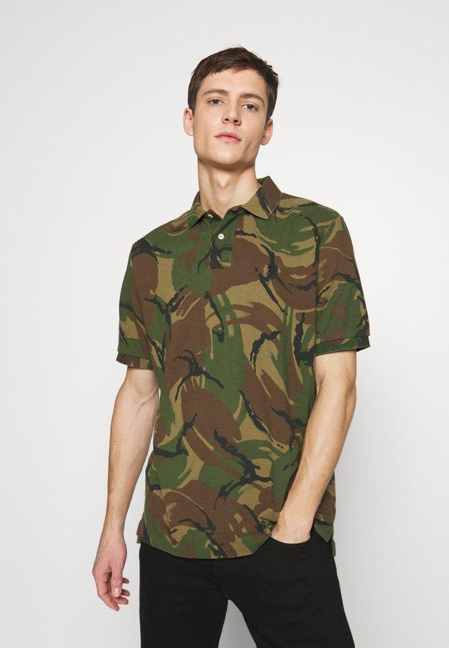 BASIC - Polo shirt - british elmwood