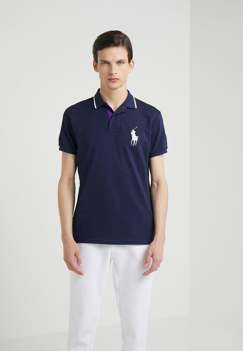 Polo Ralph Lauren - PIMA - Poloshirt - french navy/multi