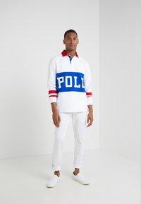 Polo Ralph Lauren - RUSTIC - Polo - white/multi - 1